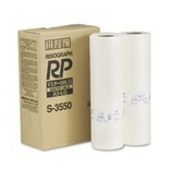 Risograph Brand Rp3700 A3lg 2-320MM X 103M MASTERS - RSGS3550