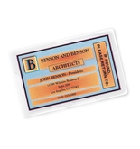 Royal Sovereign 2 1/8- x 3 3/8- (54x86mm) - Business Card Size (RF07CRDT0100)