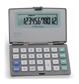 Royal XE12 Calculator with 12 Digit Display