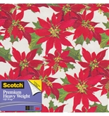 Scotch Gift Wrap, 25-Square Feet, 30-Inch x 10-Feet - AM-WPUP-12