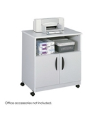 Safco Mobile Stand in Gray - 1850GR