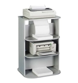 Safco Rotating Double Printer Stand