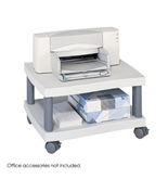 Safco Wave Under Desk Printer Stand