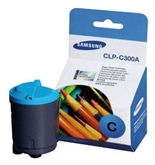 Printer Essentials for Samsung CLP-300/CLP-3160/CLX-3160/CLX2160 Cyan MSI - MS300C Toner