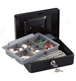 SentrySafe CB-8 Safebox with Key Lock