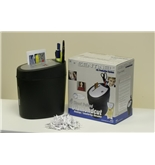 Sentinel Confetti Paper Shredder, Desktop w/pencil hold