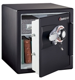 SentrySafe DA3410 Combination Fire Safe