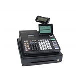Casio SE-S800 Electronic Cash Registers, Single Tape Thermal Unit with 10-Line LCD Operator/2-Line Customer Displays