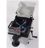 Semacon S-15 Manual Coin Counter / Bagger / Verifier.  For portable or stationary applications
