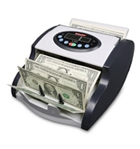 Semacon S-1025 Mini Table Top Compact Currency Counter with Batching, UV/MG Counterfeit Detection