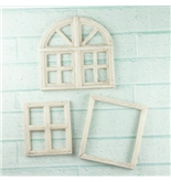 Shabby Chic Resin Treasures, Window Frame