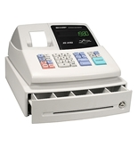 Sharp XE-A102 RF Cash Register  PLUS free supplies