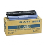 Printer Essentials for Sharp FO-2600/2700 Toner/Dev - CTFO26ND