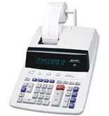 Sharp CS-1194 10 Digit 2 Color Hi-Speed Printing Calculator
