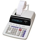 Sharp CS-4194 12-Digit 2 Color Hi-Speed Printing Calculator