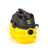 Shop-Vac 5872410 5.5-Peak Horsepower Portable Contractor Right Stuff Wet/Dry Vacuum, 5-Gallon