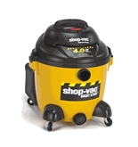 Shop-Vac 9625010 4.0-Peak Horsepower Right Stuff Wet/Dry Vacuum, 10-Gallon