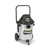 Shop-Vac 9625510 6.5-Peak Horsepower Right Stuff Stainless Steel Wet/Dry Vacuum, 10-Gallon