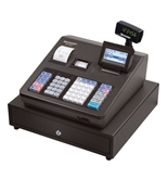 Sharp Cash Register, 7000 LookUps, 99 Dept - 40 Clerk - XE-A407