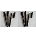 Six Invisible Uv Marking Ink Pens - model number: 6-ID-2000
