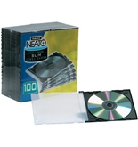 Slim Line CD Jewel Cases (200 Per Case)