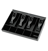 SteelMaster 1046 Replacement Cash Drawer, Black - 225284304 - EA