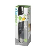 SodaStream Carbonating Bottle, 1-Liter, Stainless Steel