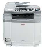 Ricoh Aficio SP C210SF COLOR LASER Multifunction