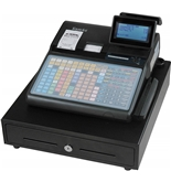 SAM4S SPS-340 Electronic Cash Register with Flat Keyboard and Thermal Printer
