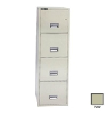 Sentry 2T2531 2 Drawer Fire, Water & Impact Resistant Vertical File Cabinet
