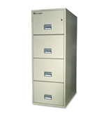 Sentry 4G2500 4 Drawer Legal - Fire Resistant