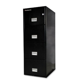 Sentry 4G2531 4  Drawer Fire, Water & Impact Resistant Vertical File Cabinet