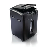 Stack-and-Shred™ 500M Hands Free Shredder, Micro-Cut, 500 Sheets, 10-20 Users