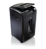 Stack-and-Shred™ 750M Hands Free Shredder, Micro-Cut, 750 Sheets, 20+ Users