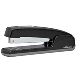 Stanley Bostitch Antimicrobial Executive Desktop Stapler with AntiJam Mechanism, 20 Sheet Capacity, Black (B5000-BLACK)