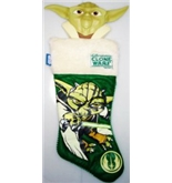 Star Wars Clone Wars Yoda Stocking