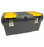 "Stanley Storage 019151M 19"""" Stanley® Series 2000 Toolbox With Tray"