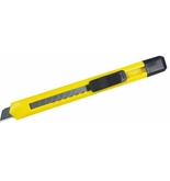 Stanley 9.5mm Pocket Quick-Point Snap -Off Knife (10-131P)