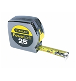 Stanley 33-425 Powerlock 25-Foot by 1-Inch Measuring Tape - Original