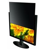 "Blackout Privacy Filter fits 20"""" Widescreen LCD Monitors (16:9 Aspect Ratio)"
