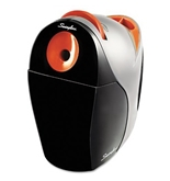 Swingline Optima Electric Pencil Sharpener, Fits Six Different Pencil Sizes (29968)