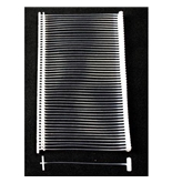 Garvey TAGS-43003 2- Standard Fasteners - 5000 Count
