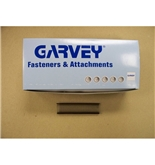 Garvey TAGS-43005 3/4- Black Standard Fasteners - 5000 Count