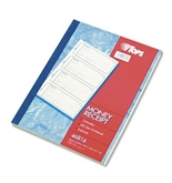 TOPS 46816 Carbonless Money Receipt Book, Duplicate, 4 Receipts/Pg, 400 Sets/Bk