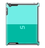 Uncommon LLC Deflector Hard Case for iPad 2/3/4, SeaFoam Teal (C0010-LD)