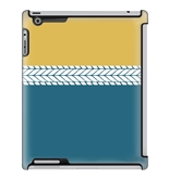 Uncommon LLC Deflector Hard Case for iPad 2/3/4 - Block Knit Kiwi (C0060-HG)