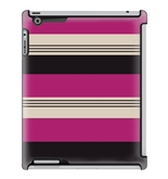 Uncommon LLC Deflector Hard Case for iPad 2/3/4 - Black Plum Tan (C0060-GP)