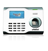 uAttend BN5500 WIFI Biometric Fingerprint Time Clock