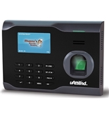 uAttend BN6000 Fingerprint Web Based System Time Clock