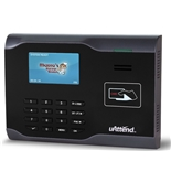 uAttend CB6000 Web-Based RFID Card Time Clock